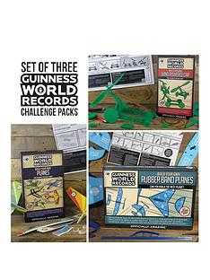 guinness-world-records-build-your-own-selection-wind-powered-car-rubber-band-planes-amp-aeroplanes