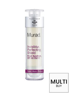 murad-free-giftnbspinvisiblur-perfecting-shield-spf-30nbspamp-free-murad-age-reform-exfoliating-cleanser-200ml