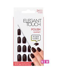 elegant-touch-polished-nails-garnet