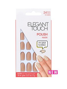elegant-touch-polished-nails-nude