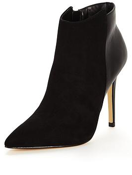 lipsy-pointed-ankle-boot