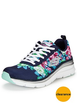 skechers-fashion-fit-lace-up-trainer