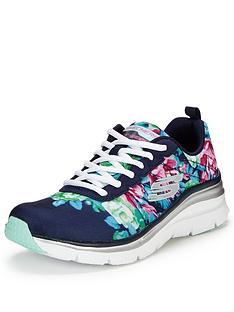 skechers-skechers-fashion-fit-lace-up-trainer