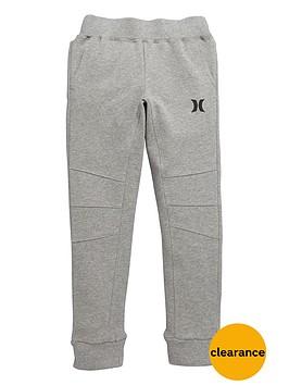 hurley-older-boys-varsity-pants-grey-heather