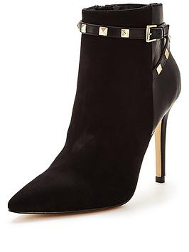 lipsy-studded-ankle-boot