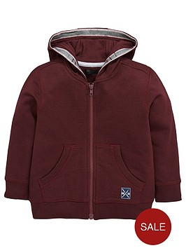 mini-v-by-very-boys-merlot-zip-through-hoodie