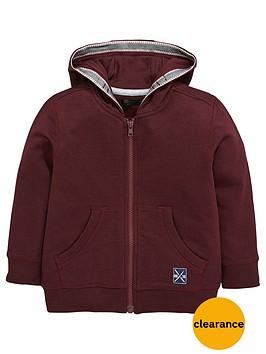 mini-v-by-very-boys-merlot-zip-through-hoodie