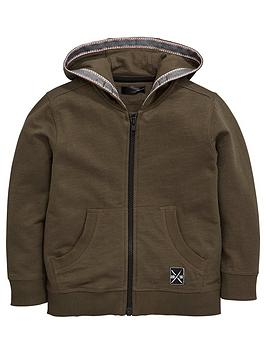 mini-v-by-very-boys-khaki-zipnbsphoodienbsp