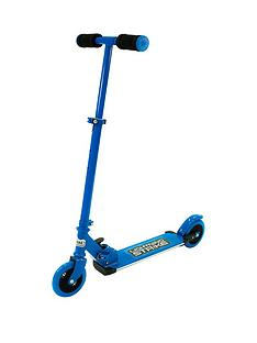 Ozbozz LIGHTNING STRIKE SCOOTER BLUE