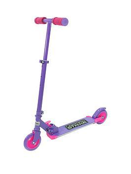 ozbozz-lightning-strike-scooter-pink