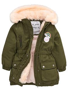 mini-v-by-very-girls-faux-fur-lined-parka-coat