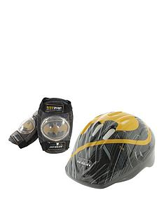 Batman Safety Helmet and Pads Set