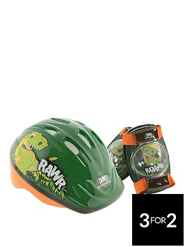dino-explorer-safety-helmet-amp-pad-set