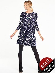 v-by-very-long-sleeve-swing-dress-navy-print
