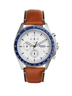 fossil-fossil-sport-54-white-dial-chronogrpah-brown-leather-strap-mens-watch