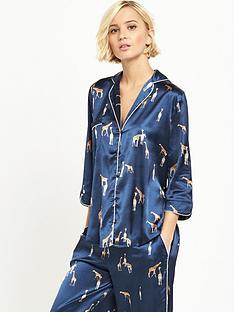 river-island-giraffe-print-shirt-navy