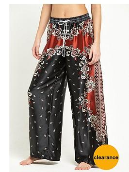 river-island-frankie-print-palazzo-pyjama-trousers