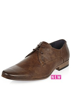 river-island-river-island-mens-smart-embossed-shoe-dark-brown