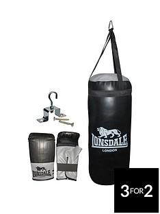 lonsdale-junior-bag-and-glove-set