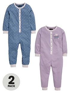 mini-v-by-very-girls-sleepy-owl-and-heart-print-sleepsuitsnbsp2-pack