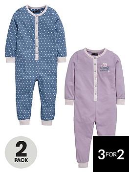 mini-v-by-very-girls-sleepy-owl-and-heart-print-sleepsuitsnbsp2-pack