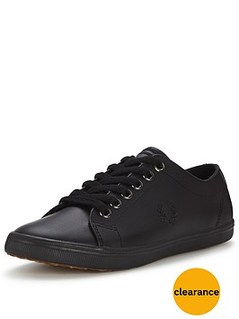 fred-perry-kingston-leather-trainer