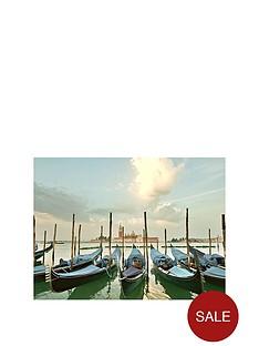 arthouse-venice-gondolas-printed-canvas