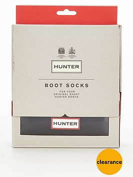 hunter-original-short-boot-sock