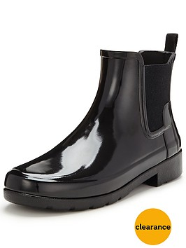 hunter-original-refined-chelsea-gloss-welly