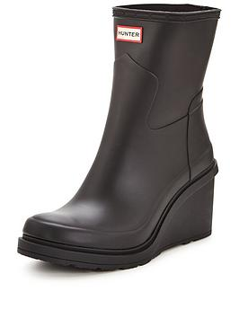 hunter-hunter-original-refined-short-wedge-sole-welly