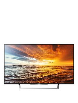 Sony Kdl32Wd751Bu 32 Inch Full Hd, Smart Tv With X-Reality Pro - Black