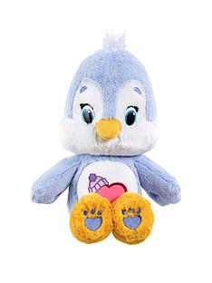 care-bears-medium-plush-with-dvd-cozy-heart-penguin