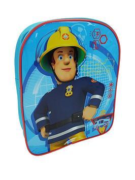fireman-sam-backpack-and-umbrella-set
