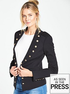 v-by-very-military-jacket