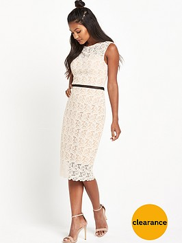 miss-selfridge-lace-and-floral-pencil-dress