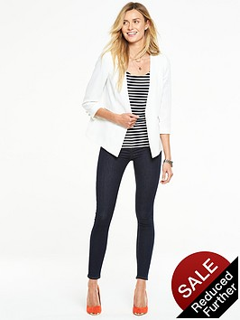 v-by-very-back-detail-zip-blazer