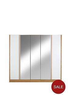 bali-5-door-mirrored-wardrobe