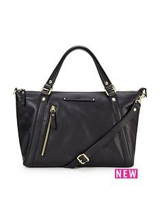 ugg-australia-jenna-leather-satchel-black