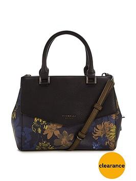 fiorelli-mia-grab-bag-navy-floral