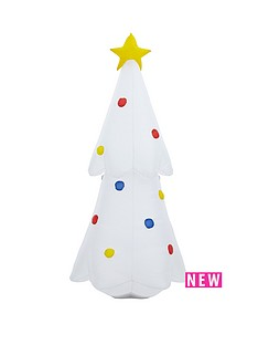 6ftnbspinflatable-outdoor-disco-christmasnbsptree