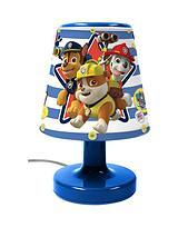 PAW Patrol Lamp and Shade Lighting Set