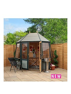 mercia-8-x-6ft-traditional-octagonal-summerhouse