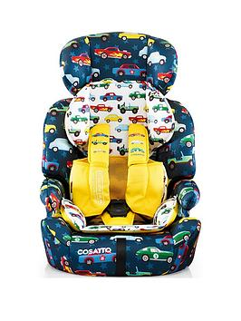 Cosatto Zoomi Group 123 Car Seat - Rev Up