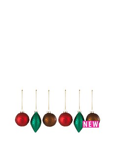 set-of-6-glass-baubles-with-glitter-swirl