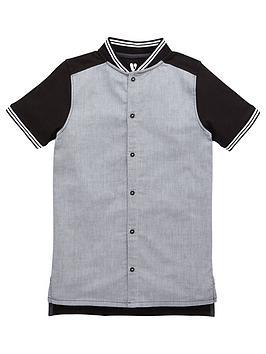 v-by-very-boys-chambray-baseball-shirt