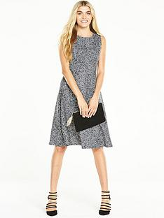 v-by-very-fit-and-flare-printed-midi-dress