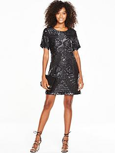 v-by-very-embellished-shift-dress