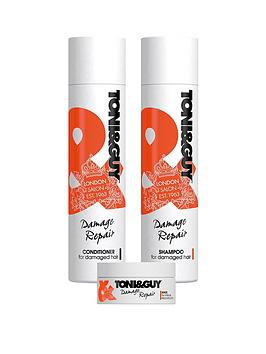 toniguy-damage-repair-trio-ndash-shampoo-conditioner-amp-mask