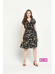 so-fabulous-print-wrap-dress