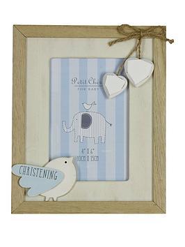 little-bird-christening-photo-frame